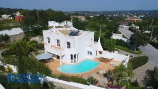 Gorgeous villa with pool Sao Bras stunning sea views! - PortugalProperty.com - PP2822