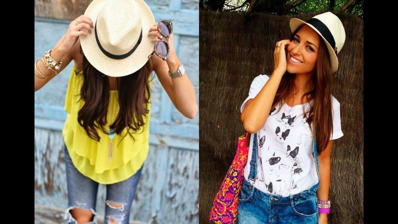79c7994ebd Outfits con sombreros - Como combinar mis Sombreros - YouTube