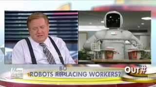 World Economy : Fastfood Chains shift from Low Wage Workers to Robot Workers (May 16, 2014)