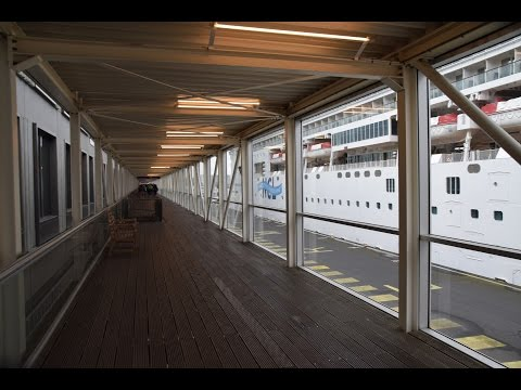 Amsterdam Cruise Port Terminal (HD)