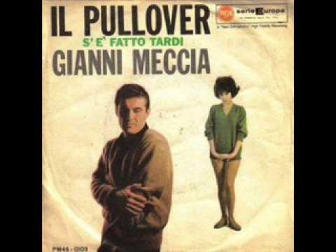 Gianni Meccia   Il pullover