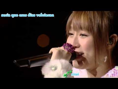 "Morning Musume LinLin ""Watarasebashi"" Live - Sub español"