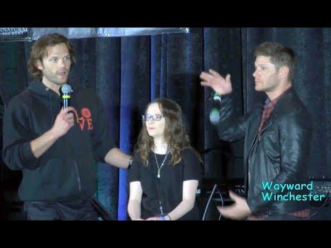Jensen Ackles ROASTING