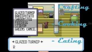 Harvestcraft walkthrough pokemon Ruby hack: