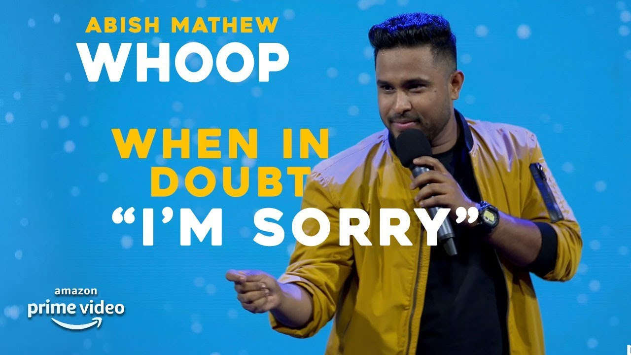 "Download When In Doubt, ""I'm Sorry"" 