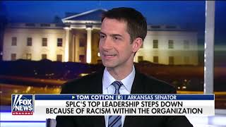 'A Political Hate Group': Cotton Urges IRS to Probe SPLC's Tax-Exempt Status