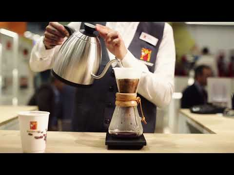 Metodi di estrazione del caffè