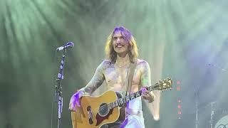 The Darkness ''We are the guitar men''acoustic live at Alcatraz Milano 6 febbraio 2020