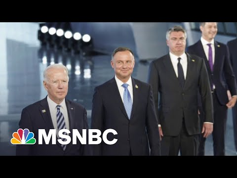 NATO Leaders Warn That China Is Poising A Military Threat   MSNBC
