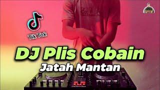 DJ Plis Cobain Jatah Mantan Nya Cin Tik Tok Remix Full Bass Terbaru 2021 ( Dari Atas Dada )