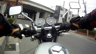 Repeat youtube video GB250 Clubman Cafe racer..