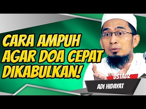 Ust. Adi Hidayat L,c MA   Esensi Ibadah Haji..