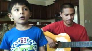 Download 5 year old singing Hey Soul Sister by Train Take 1 MP3 song and Music Video