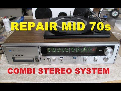 Repair Mid 70s