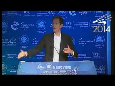 Dr. Jon B. Alterman, Zbigniew Brzezinski Chair in Global security and Geostrategy