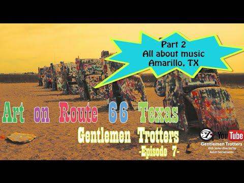 S01E07 Part 2 Gentlemen Trotters - All about Music, Amarillo, TX-