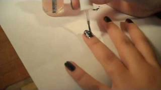 holiday nail tutorial! Thumbnail