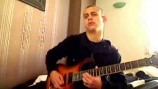 Paul Personne - Guitar Solo (Feat Alexi J)