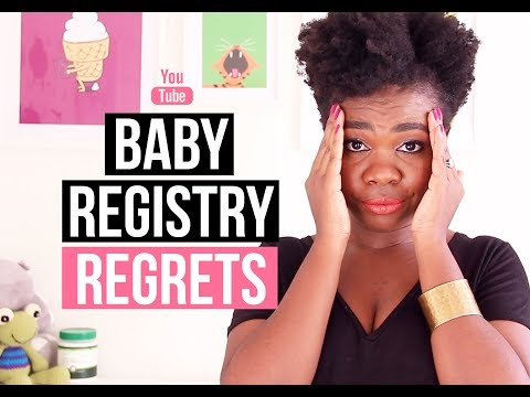 #MommyChat: Baby Registry