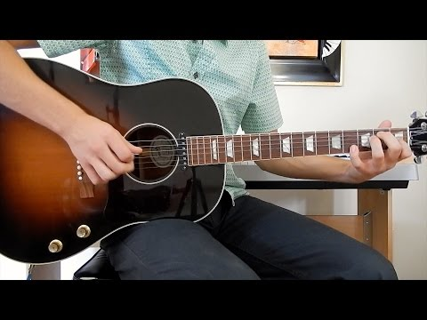 The Beatles - Please Please Me - Guitar Cover - George and John