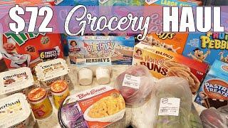 $72 Meijer Grocery Haul | Snacks, Produce & Clearance | June 2020