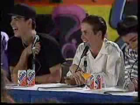 New Kids On The Block interview in Australia 1992