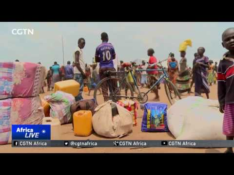 S.Sudan displaced children get academic support in Ugandan schools