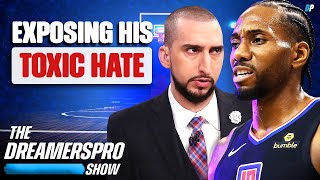 Did Nick Wright Cross The Line With His Shameful Comments About Kawhi Leonard?
