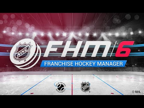 What If The 2019-2020 NHL Season Continued Without COVID-19? | Franchise Hockey Manager 6