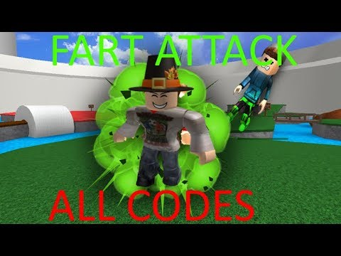 roblox fart attack game