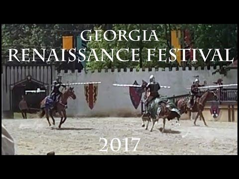 Georgia Renaissance Festival: 2017