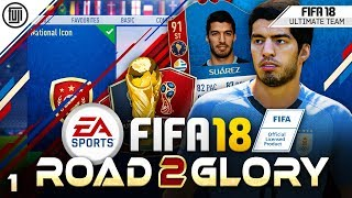 ICON SBC!!! WORLD CUP RTG! #1 - FIFA 18 Ultimate Team