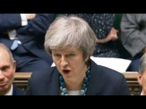 Brexit uncertainties impact on Theresa Mays political future