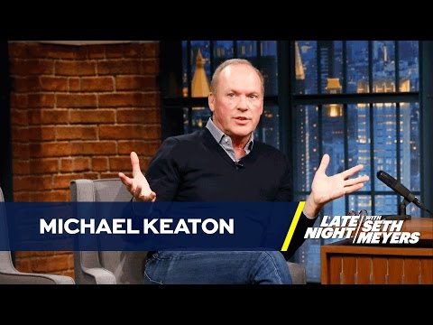 Michael Keaton Is a Proud Pittsburgh Native and Steelers Fan