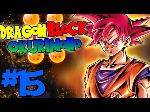 THE POWER OF A GOD! | Dragon Block C: Okurimono (Minecraft