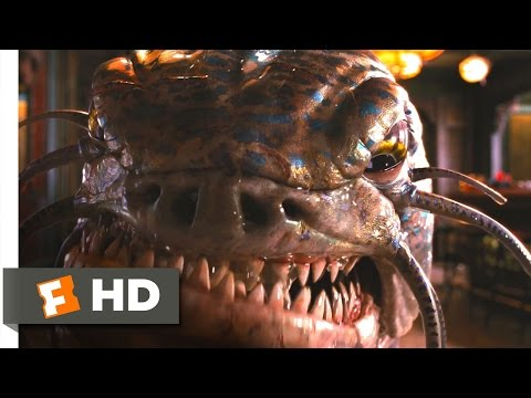 Men in Black 3 - Chinese Restaurant Fight Scene (4/10) | Movieclips