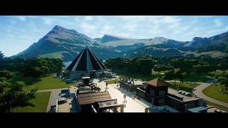 Тропический рай - Jurassic World Evolution 08
