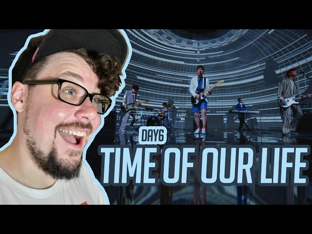 """Mikey Reacts to DAY6 """"Time of Our Life(한 페이지가 될 수 있게)"""" M/V"""