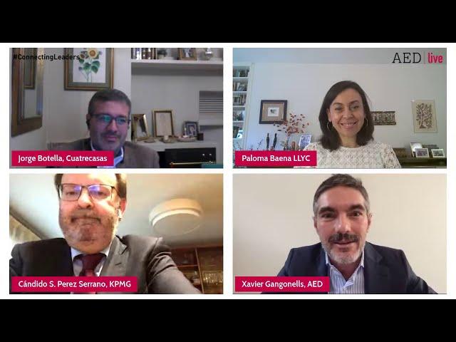 Chat con expertos_ Resuelve tus dudas sobre los Fondos de Recuperación #NextGenerationEU