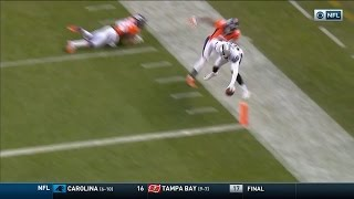 Oakland's Connor Cook Connects With Amari Cooper Who Makes A Great Catch Vs. Denver