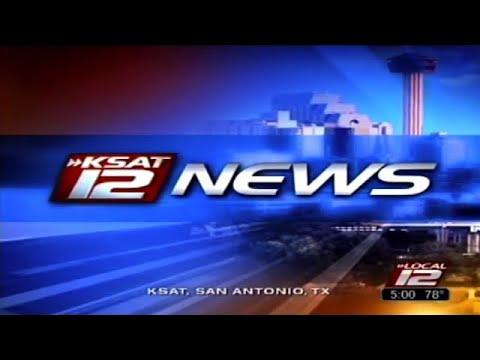 Ksat 12 News