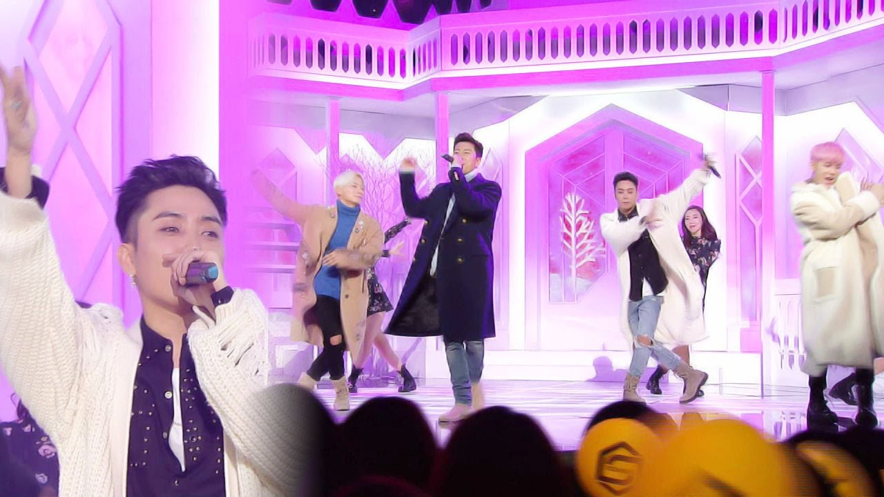 《Comeback Special》 SECHSKIES (젝스키스) - Couple (커플) @인기가요 Inkigayo 20161204
