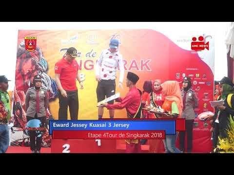 Juara Tour de Singkarak 2018 Etape IV Kabupaten Agam Mp3