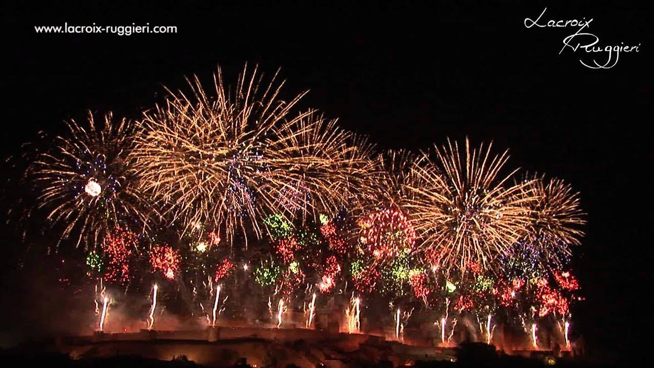 Ruggieri Carcassonne Cit 233 M 233 Di 233 Vale 14 Juillet 2012