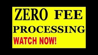 Zero Fee Processing Merchant Credit Card Terminals No Cost To Your Business