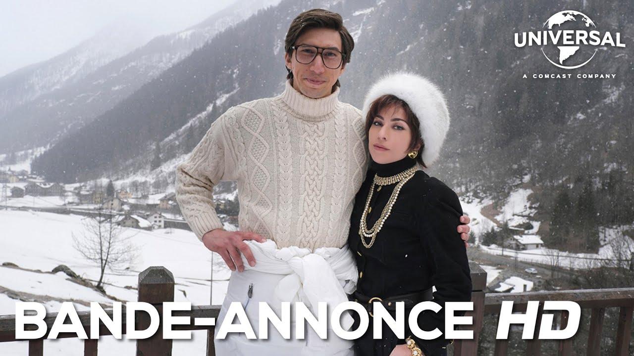 Download House of Gucci - Bande annonce VOST [Au cinéma le 24 novembre]