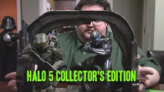 Halo 5 Collector's Edition Unboxing!