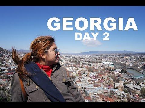 Travel Georgia Day 2! (Travel Vlog) Tbilisi City Tour