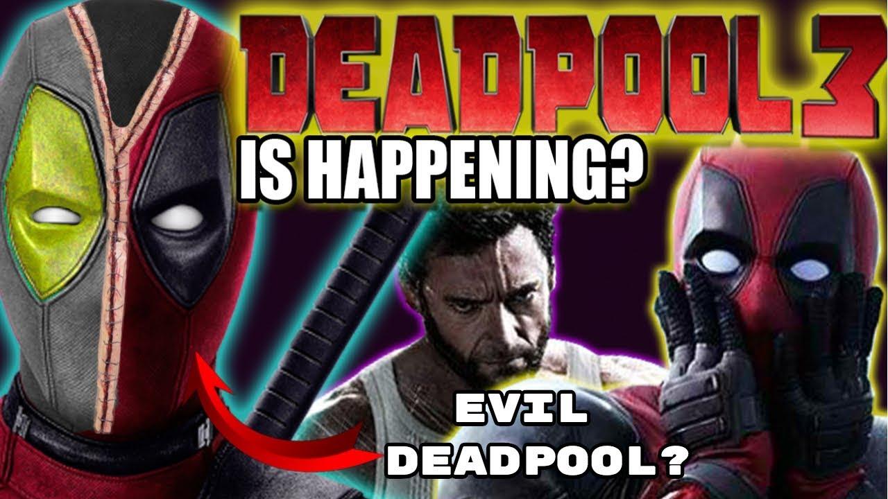 3b5c22a09b8 Deadpool 3 CONFIRMED? Will Wolverine Be In It?