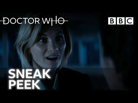 """""""Why are you calling me madam?"""" I Doctor Who SNEAK PEEK - BBC"""